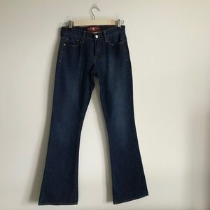 NWT Lucky Brand Sofia Bootcut Jeans Size 2/26 R